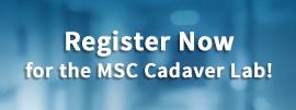 Cadaver Labs - Register Now