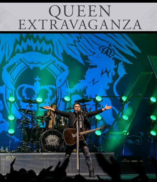 Queen Extravaganza at PSTM
