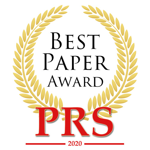 PRS Best Paper Awards